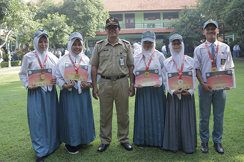 Prestasi Siswa Siswi SMK Negeri 2 Buduran
