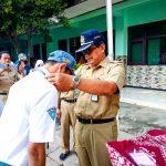 Pembukaan MPLS siswa baru SMKN 2 Buduran Sidoarjo th. 2019