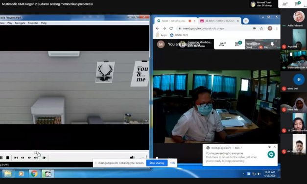 SMKN 2 Buduran Ujian UKK TA Multimedia Online
