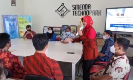 SMKN 2 Buduran MOU dan Tes Perekrutan CV. Anugerah Abadi