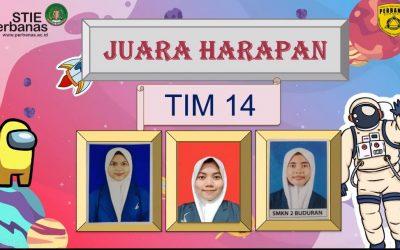 "Siswi SMKN 2 Buduran Juara ""Competition of Accounting"" Se-Jawa Bali"
