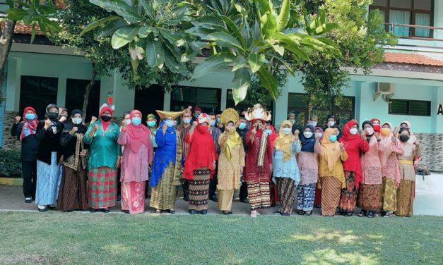 Peringatan HUT ke 76 (Indonesia Tangguh,Indonesia Tumbuh)